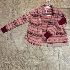 Matilda Jane girls cardigan ( size 10)